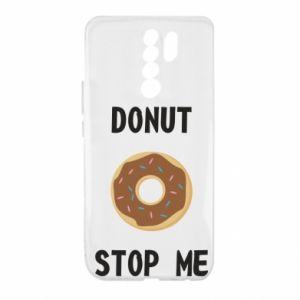 Etui na Xiaomi Redmi 9 Donut stop me