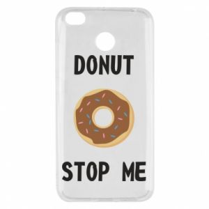 Etui na Xiaomi Redmi 4X Donut stop me