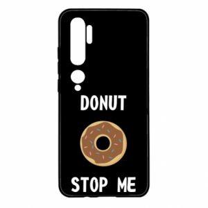 Etui na Xiaomi Mi Note 10 Donut stop me