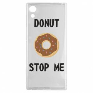 Etui na Sony Xperia XA1 Donut stop me