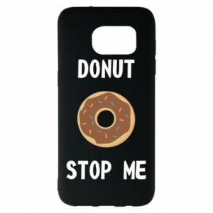 Etui na Samsung S7 EDGE Donut stop me