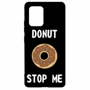 Etui na Samsung S10 Lite Donut stop me