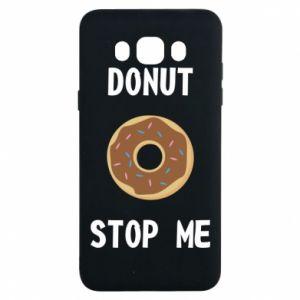 Etui na Samsung J7 2016 Donut stop me