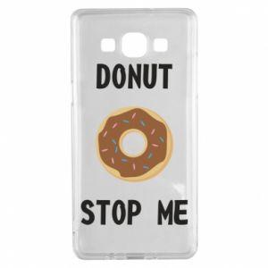 Etui na Samsung A5 2015 Donut stop me