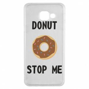 Etui na Samsung A3 2016 Donut stop me