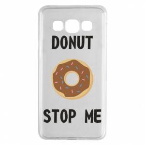 Etui na Samsung A3 2015 Donut stop me