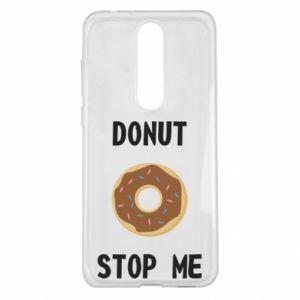 Etui na Nokia 5.1 Plus Donut stop me