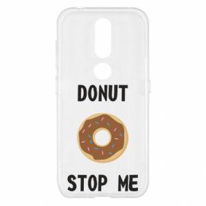 Etui na Nokia 4.2 Donut stop me