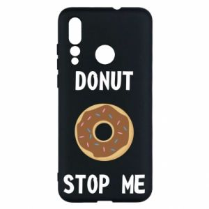 Etui na Huawei Nova 4 Donut stop me