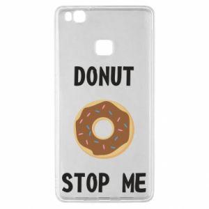 Etui na Huawei P9 Lite Donut stop me
