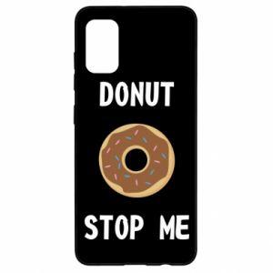 Etui na Samsung A41 Donut stop me