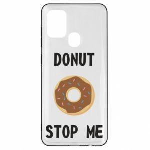 Etui na Samsung A21s Donut stop me