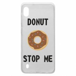 Etui na Samsung A10 Donut stop me