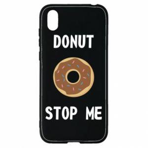 Etui na Huawei Y5 2019 Donut stop me