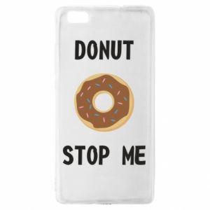 Etui na Huawei P 8 Lite Donut stop me