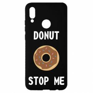 Etui na Huawei P Smart 2019 Donut stop me