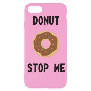Etui na iPhone SE 2020 Donut stop me