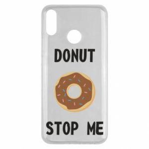 Etui na Huawei Y9 2019 Donut stop me