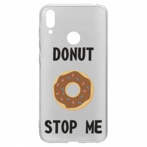Etui na Huawei Y7 2019 Donut stop me
