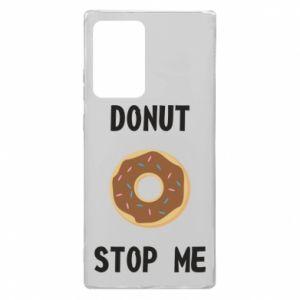 Etui na Samsung Note 20 Ultra Donut stop me