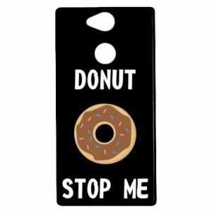 Etui na Sony Xperia XA2 Donut stop me