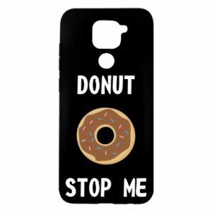 Etui na Xiaomi Redmi Note 9/Redmi 10X Donut stop me