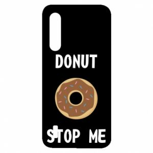 Etui na Xiaomi Mi9 Lite Donut stop me