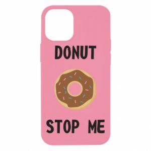 Etui na iPhone 12 Mini Donut stop me