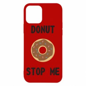 Etui na iPhone 12/12 Pro Donut stop me