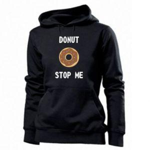 Damska bluza Donut stop me