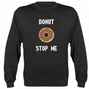 Bluza (raglan) Donut stop me