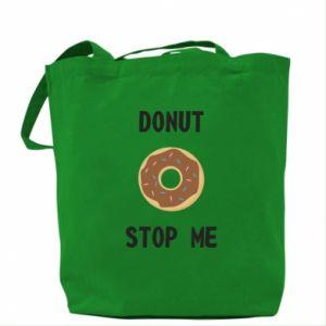 Torba Donut stop me