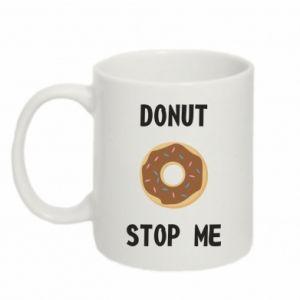 Kubek 330ml Donut stop me