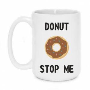 Kubek 450ml Donut stop me