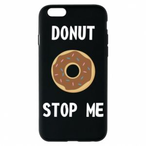 Etui na iPhone 6/6S Donut stop me
