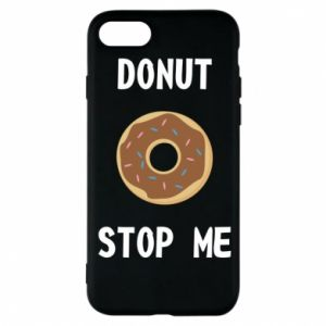 Etui na iPhone 8 Donut stop me