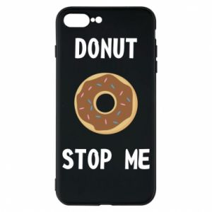 Etui na iPhone 8 Plus Donut stop me