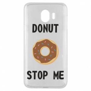 Etui na Samsung J4 Donut stop me