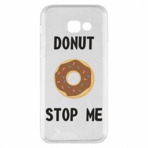 Etui na Samsung A5 2017 Donut stop me
