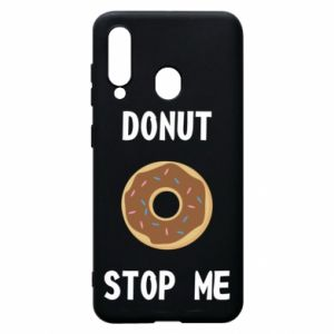 Etui na Samsung A60 Donut stop me