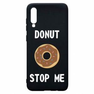 Etui na Samsung A70 Donut stop me