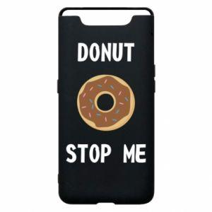 Etui na Samsung A80 Donut stop me
