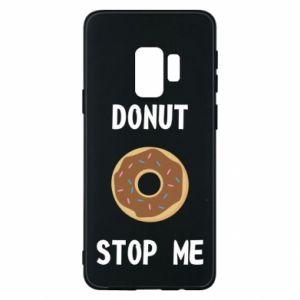 Etui na Samsung S9 Donut stop me