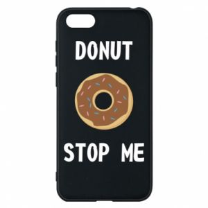 Etui na Huawei Y5 2018 Donut stop me