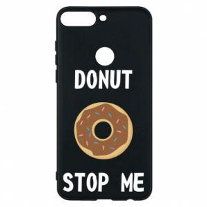 Etui na Huawei Y7 Prime 2018 Donut stop me