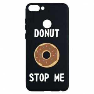 Etui na Huawei P Smart Donut stop me