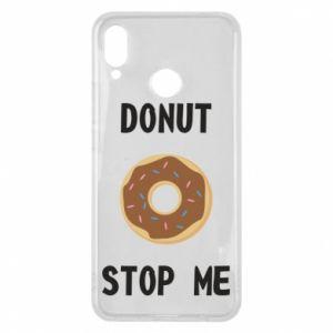 Etui na Huawei P Smart Plus Donut stop me