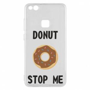 Etui na Huawei P10 Lite Donut stop me