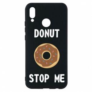 Etui na Huawei P20 Lite Donut stop me