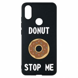 Etui na Xiaomi Mi A2 Donut stop me
